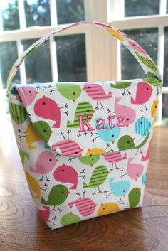 very cute lunch box