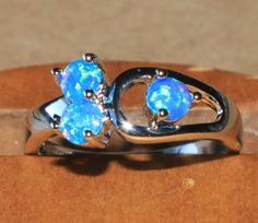 blue-fire-opal-ring-Gemstone-silver-jewelry-Sz-7-elegant-modern-unique-style-H6E