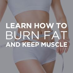 What is the key to burning fat while preserving muscle mass? Fitness advice from Wellness Fitness, Fitness Nutrition, Fitness Weightloss, Nutrition Tips, Fitness Tips, Muscle Structure, Muscle Building Supplements, Muscle Mass, Muscle Diet