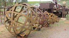 Bliss Spheres