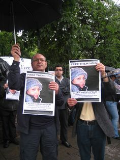 تظاهرات لندن ؛ انگلیس
