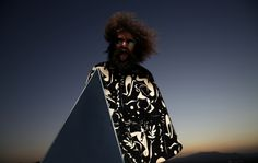 The Gaslamp Killer Channeled Pain Meds and Positive Energy Into His New Album
