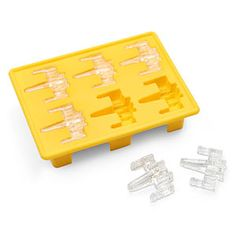 #ThinkGeek has #StarWars X-Wing Ice Cube Trays! Perfect for your next #Party!