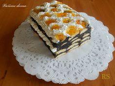 MAKOVÝ DORT Vanilla Cake, Poppy, Heaven, Food, Sky, Heavens, Essen, Meals, Yemek