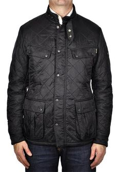 Barbour International Ariel Polarquilt Jacket