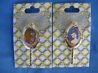 BEAUTY & The BEAST Disney Pin 2016 25 ENCHANTED YEARS Mirror Spins LE ONE PIN