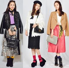 Because she dress for the job she wants - a fashion editor. Japan Fashion, 80s Fashion, Fashion Show, Womens Fashion, Fashion Tips, Modest Dresses, Dresses For Work, Fashion Editor, Colorful Fashion