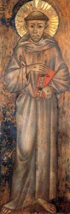 Cimabue (attr.), tavola di san francesco, museo della porziuncola - Cimabue - Wikipedia, the free encyclopedia