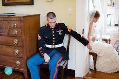 praying before a wedding/ www.allinasoiree.com