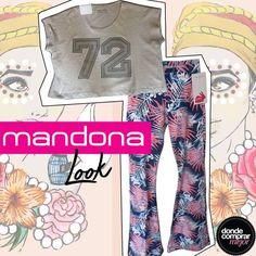 ¡Look de jueves by Mandona Tienda! ¿Te gusta? www.dondecomprarmejor.com/mandona