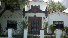 Smaller style home in Polanco, Mexico City