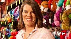 Knitter Turns Hobby Into a Multi-Million $ Business