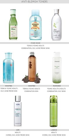 Here's a helpful little guide to give you some suggestions on good Korean products for combination, oily and troubled skin. Best brands according to your age Hera and Laneige make the best moisturizers on the market, no one can beat them in terms of efficacy and I only swear by them. They are both perfect …