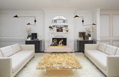 Inside Chanel's Pop-Up Parisian Apartment at Bergdorf Goodman | Architectural…