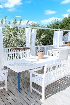 Outdoor Spaces, Outdoor Decor, Outdoor Gardens, Terrace, Outdoor Furniture Sets, Interior, Corner, Design, Home Decor
