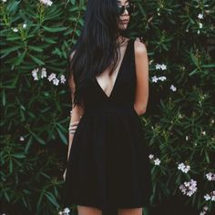 LAST NIGHT Dresses & Skirts - Black Date Night Dress  on Poshmark