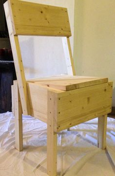 Chair, sedia, solopervoi