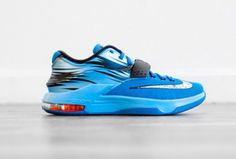 "01aa321fd64b Nike KD 7 ""Lacquer Blue""  Nike will soon be releasing the"