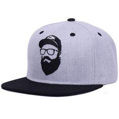 Original grey cool hip hop cap men women hats vintage embroidery character  baseball caps gorras planas bone snapback 96b53d1264