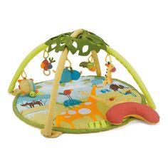 Skip Hop Speeltapijt Giraffe Safari - Blabloom