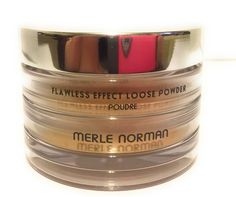 Merle Norman Flawless effect loose powder - Nearly nude -- This is an Amazon Affiliate link. You can find out more details at the link of the image.