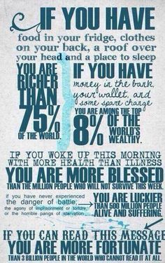 Reason people should travel, open your mind.