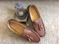 Handmade Shoes (Mocassino) di TheGoldenBrand su Etsy