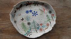 Small Oval dish by ELIZABETHHOWECERAMIC on Etsy, £30.00
