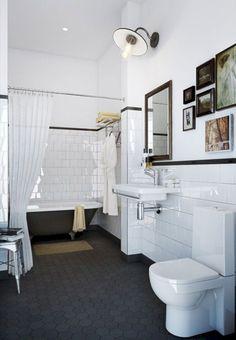 Gorgeous Black and White Bathroom Design Ideas Interior Design