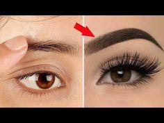 En SOLO 3 Días haz crecer tus cejas, pestañas y cabello Naturalmente | Cejas y pestañas abundantes - YouTube