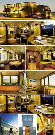 Awesome Truck House