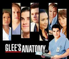 if glee were like grey's anatomy but with singing! Blaine: Dr.McSingy