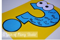 cute question mark craft to help students when asking questions while reading!