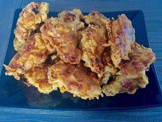 Skrzydełka a'la KFC - Blog z apetytem