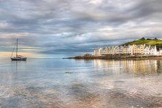 """Sea of Glass *Cushendun, Antrim Coast, Northern Ireland*""  |Photo by ~John_Images~  August 9 2012  Cushendun, Northern Ireland, United Kingdom|"