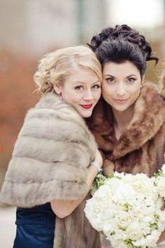 Choose from a large selection of genuine vintage, heirloom furs for your special day. Vintage Fur, Vintage Bridal, Winter Wedding Fur, Christmas Wedding, Great Gatsby Wedding, Gold Wedding, Dream Wedding, Lds Bride, Fur Stole