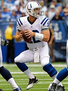 """""""Andrew Luck opens Colts career in brilliant fashion"""" si.com (August 12, 2012)"""