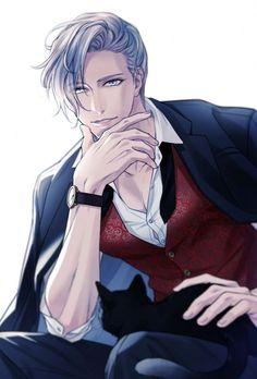 Anime Boysss – Animefang Having trouble locating anime? If you would like begin with anime Anime Sexy, Hot Anime Boy, Anime Sensual, Cute Anime Guys, Anime Boys, Dark Anime Guys, Anime Dad, Anime Boy Hair, Cosplay Anime