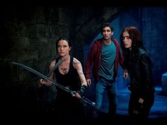 The Mortal Instruments: City of Bones Movie Images. New high-resolution images from The Mortal Instruments: City of Bones starring Lily Collins. Lily Collins, Clary Fray, Clary And Simon, Serie Got, To The Bone Movie, Jace Lightwood, Isabelle Lightwood, Constantin Film, Immortal Instruments