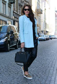 Street Style Zara Coats 2 Look Main Single