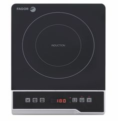 Or Ucook Induction Cooktop Black All In One Kitchen Stove Liances