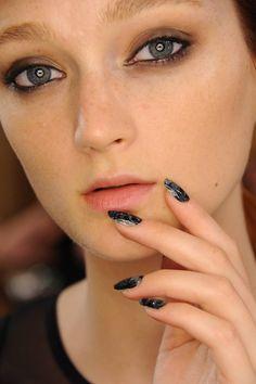 Detalhes de beleza, maquiagem