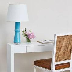Dorin Lacquered Grasscloth Console - Mecox Gardens #interiordesign #home #decor #furniture #design #MecoxGardens