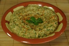 Baba ghanoush.. بابا غنوج / غنوش For the full recipe plz visit www.youtube.com/cookwithmiriam