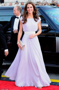 Kate Middleton- my new style HERO. She always looks modest and classy.