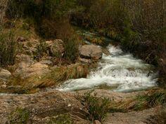 Rio Lucena a lÀlcalatén, Castelló, Spain.