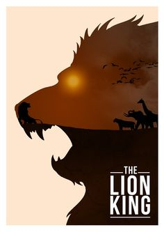 Disney movie posters by Rowan Stocks-Moore