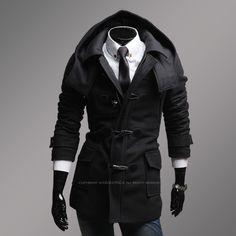 Men Pea Coat  $39