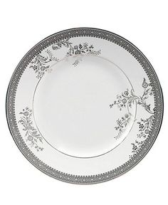 """Famous China Patterns famous designer vera wang has created a service called """"lace"""