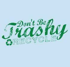 Recycle www.facebook.com/holistichealthandyou